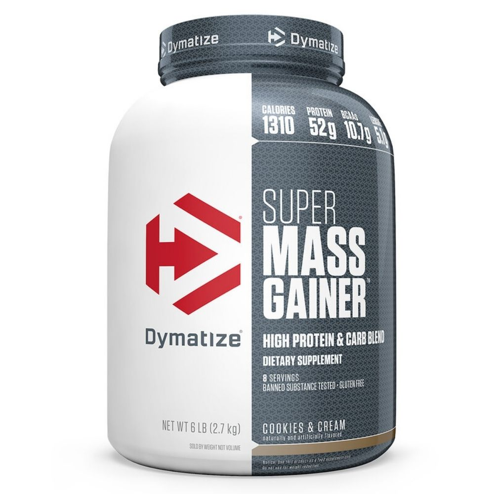 Гейнер Dymatize Super Mass Gainer 6 lb 2720 g Печенье с Кремом